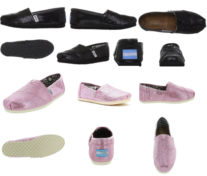 brand slip on shoe surplus stock cheap sale