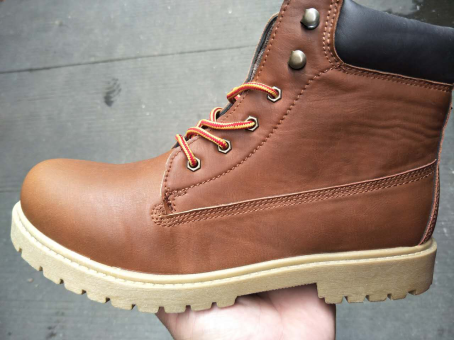 factory exces stock boot shoe