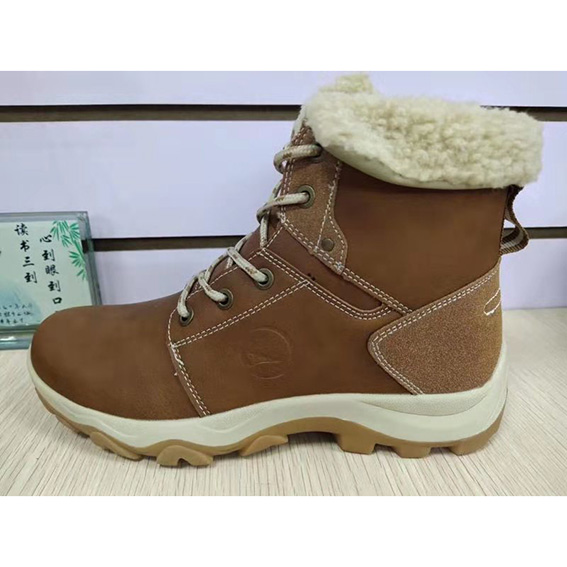 woman boot for man