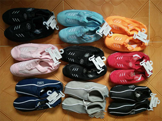 stock shoes export